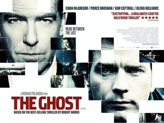 The Ghost Writer - Roman Polanski