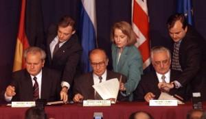 Bosnia - acordul de la Dayton