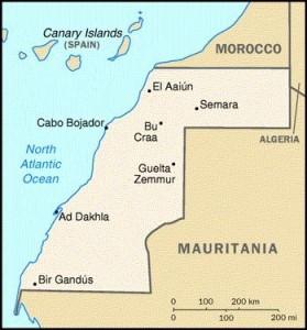 Sahara Occidentala