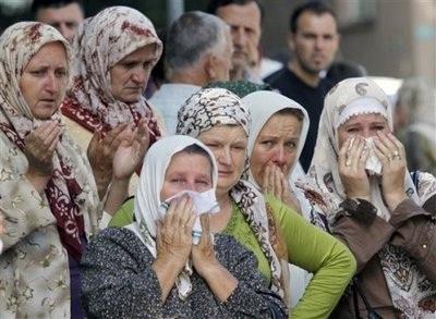 Srebrenica - genocid 11 iulie 1995