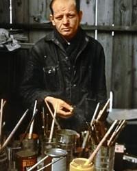 azi dar candva 11 august jackson pollock pictor american
