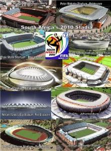 Africa de Sud, gazda Cupei Mondiale din 2010