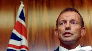 Tony Abbott premierul Australiei