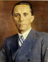 Joseph Goebbles