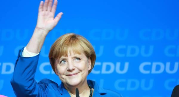 Angela Merkel coalitie Germania