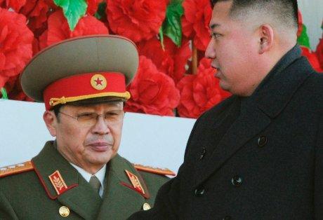 Coreea de Nord Chang Song-thaek