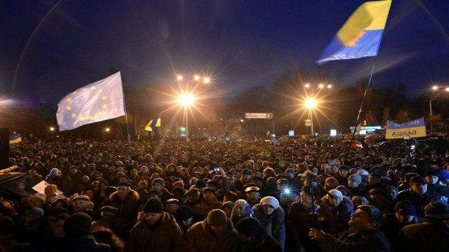 UKRAINE-POLITICS-EU-OPPOSITION