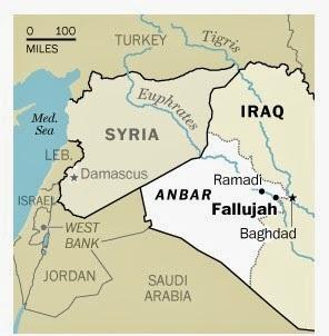 Irak Fallujah Anbar