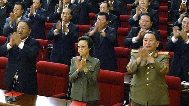 Kim Kyong-hui matusa lider Coreea de Nord