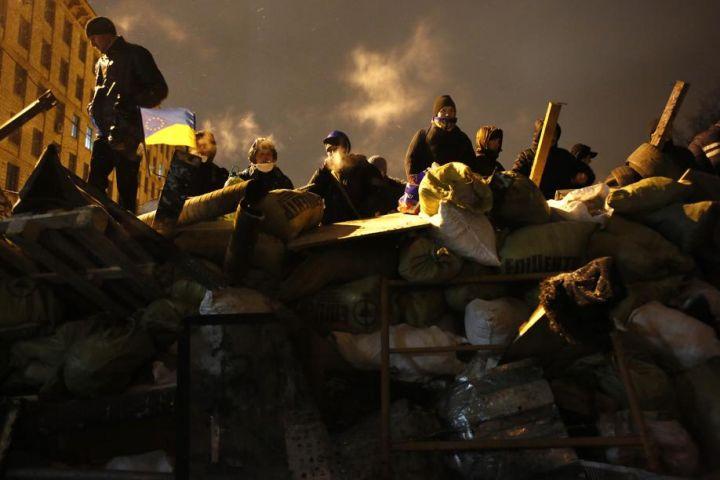 Manifestantii au pus stapanire, joi, pe sediul Ministerului Agriculturii