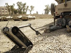 Roboti SUA armata