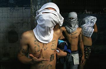 gasca el_salvador gangsteri