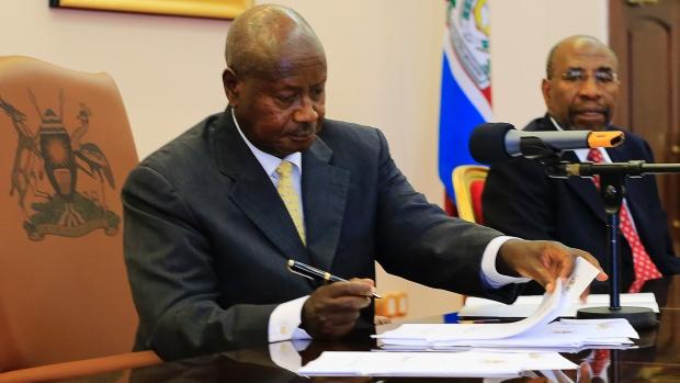 uganda-gaybill-museveni
