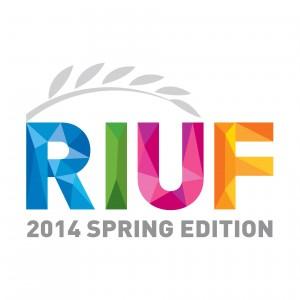 Logo Riuf 2014