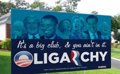 SUA oligarhie