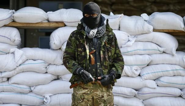 Ucraina militanti pro-rusi
