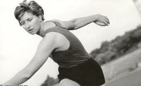 azi dar candva 25 aprilie lia manoliu atletism jocuri olimpice campioana