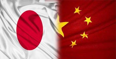 japan-china-flag