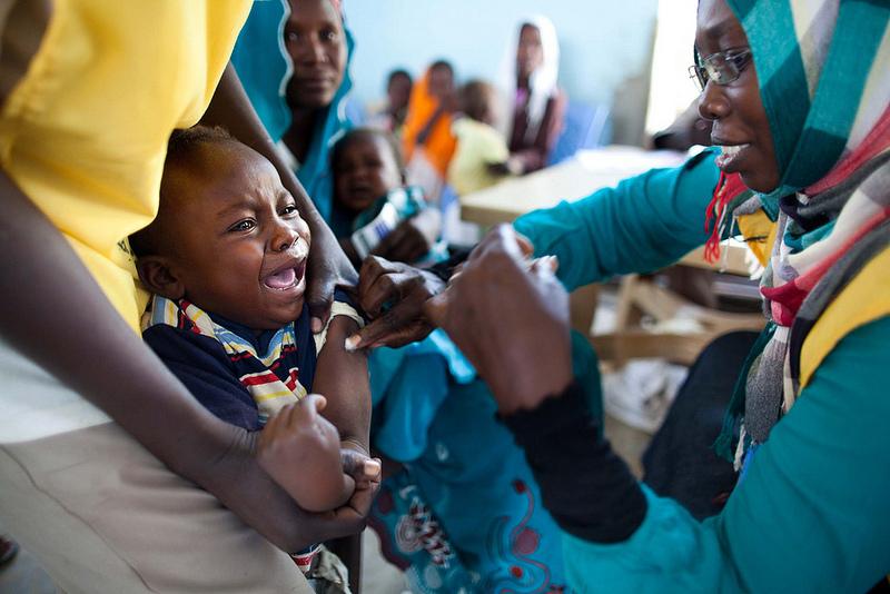 sudan aid worker
