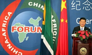 MDG :  China in Africa : Xi Jinping Forum on China-Africa Cooperation (FOCAC)