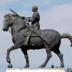 azi dar candva 13 decembrie donatello erasmo de narni sculptor statuie ecvestra gattamelata