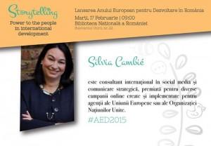 Silvia Cambie