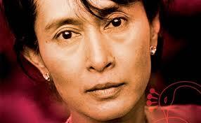 azi dar candva 19 iunie aung san suu kyi militanta pro-democrata birmania nobel pace
