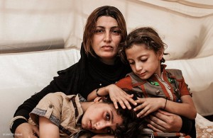 irak mosul isis tortura femei