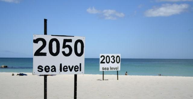 Nivelul apelor mării a crescut în ultimii ani în cel mai accelerat ritm din ultimele 28 de secole