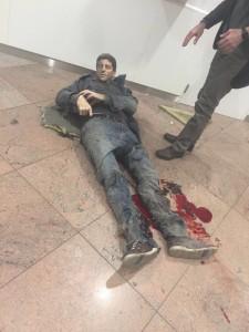 Bruxelles atentat Twitter