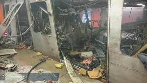 Bruxelles atentat metrou