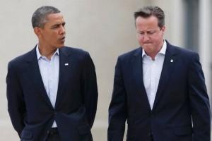 Obama Cameron Marea Britanie SUA vizita