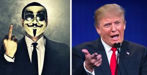 anonymus donald trump campanie