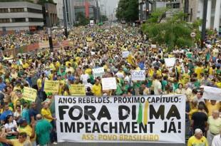 Demiterea președintelui Braziliei, Dilma Rousseff, pare iminentă, după ce principalul partid de coaliția de guvernare s-a retras și a dat semanul că ar putea oferi voturile necesare suspendării șefului statului într-un viitor vot din Congres
