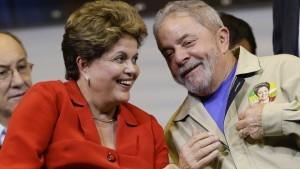 brazilia lula da silva dilma rousseff