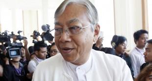 Htin Kyaw, un apropiat al Laureatei Premiului Nobel pentru Pace, Aung San Suu Kyi, a devenit primul președinte civil din Myanmar după peste 5 decenii de autoritate militară în statul din sud-estul Asiei