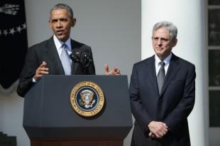 Judecătorul Merrick Garland, apreciat deopotrivă de congresmenii democrați și republicani, este nominalizarea președintelui Obama pentru ocuparea postului rămas vacant după decesul președintelui Curții, luna trecută