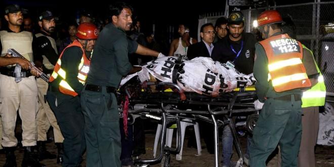 Un sângeros atentat cu bombă a avut loc în Lahore, Pakistan, după ce un terorist sinucigaș s-a detonat într-un parc în care se aflau creștini care sărbătoreau Paștele