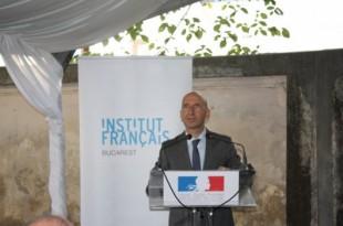 phillipe gustin institut francez conferinta