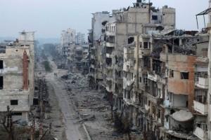 siria razboi esec revolutie