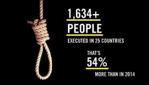 amnesty international executii 2015