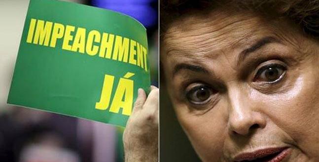 Președintele Braziliei, Dilma Rousseff, se află tot mai aproape de o potențială suspendare