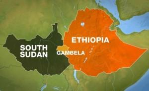 etiopia sudan rapire copii provincie gambella