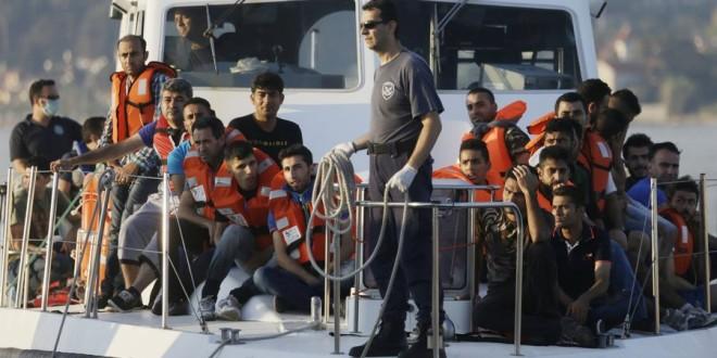 grecia turcia refugiati returnati