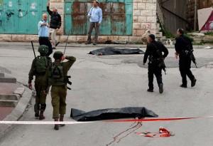 israel palestinian impuscat hebron cisiordania
