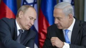 israel rusia netanyahu putin intalnire