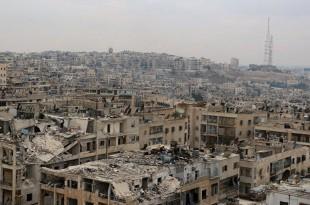 Aleppo, cel mai mare oraș din Siria, a fost ruinat de luptele desfășurate după izbucnirea războiului civil, în urmă cu 5 ani, iar acum ar putea fi recucerit de trupele guvernamentale sprijinite de forțele aeriene ale Rusiei.