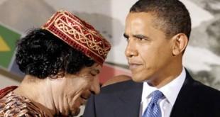 Președintele american Barack Obama a recunoscut că cea mai mare greșeală a președinției sale o reprezintă gestionarea greșită a consecințelor războiului civil din Libia, chiar dacă a ținut să apere intervenția forțelor aeriene care au atacat armata regimului condus de Muammar Gaddafi
