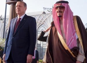 SAUDI-TURKEY-POLITICS-DIPLOMACY