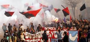 chile proteste valparaiso violenta